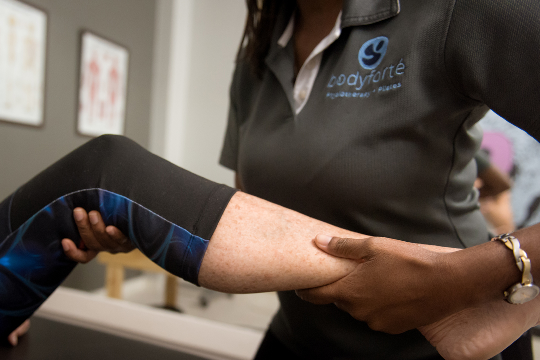 Physiotherapy at Body Forte